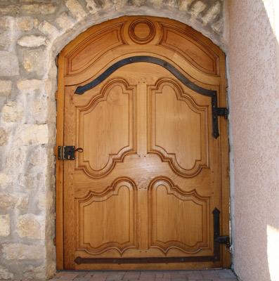 fabriquer porte en bois. stunning comment construire un porte ... - Comment Fabriquer Une Porte En Bois Exterieur