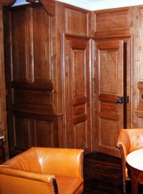 Menuisier doubs et jura beniste lambris boiserie dole arbois mouchard - Lambris style ancien ...